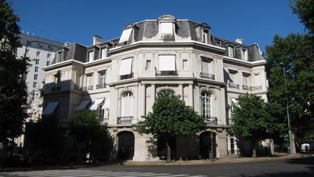 Buenos Aires, Retiro, Palacio Atucha