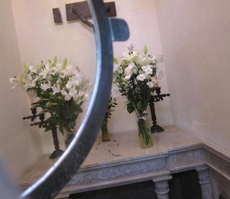 Recoleta Cemetery, Emilio Saint, Águila