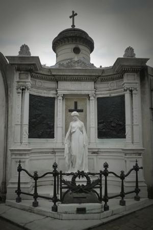 Recoleta Cemetery, Buenos Aires, Costaguta