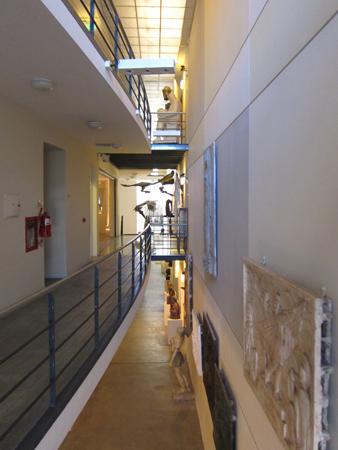 Buenos Aires, Caballito, Museo de Esculturas Luis Perlotti