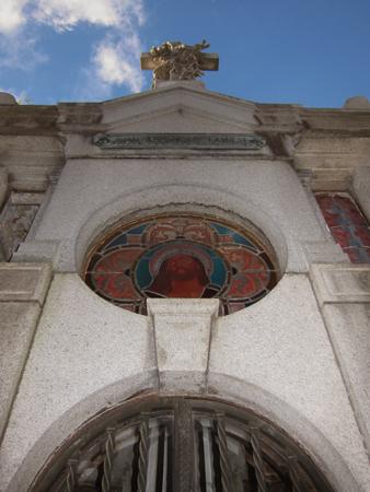 Recoleta Cemetery, Buenos Aires, Juan Arroqui, Alfredo Palacios