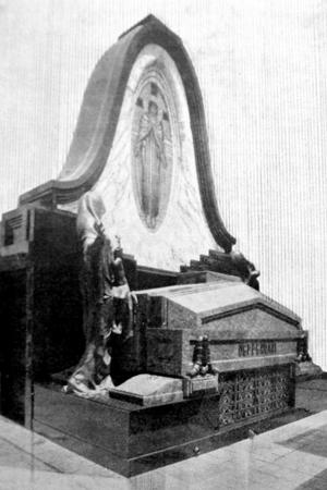 Defferrari, Recoleta Cemetery