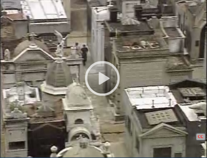 Buenos Aires, Recoleta Cemetery, Destinos series