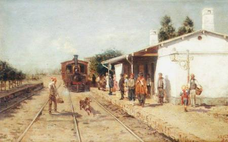 Lomas de Zamora, Buenos Aires, Ángel Della Valle, 1893