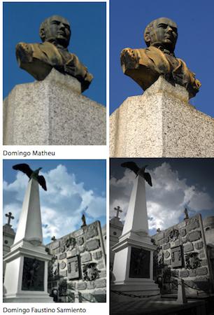 Monumentos Históricos Nacionales de la República Argentina (Ciudad de Buenos Aires), stolen images