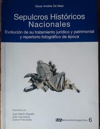 Sepulcros Históricos Nacionales, Oscar Andrés De Masi