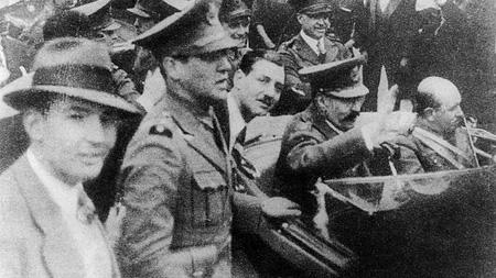 Buenos Aires, Argentina, Recoleta Cemetery, José Félix Uriburu, golpe militar