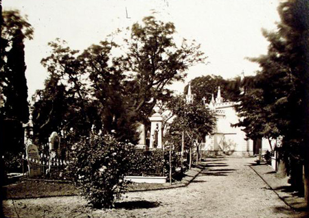 Recoleta Cemetery, Buenos Aires, Witcomb Collection