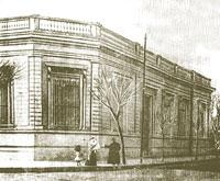 Larreta house, Belgrano
