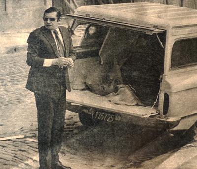 Revista Gente, 21 nov 1974, Devuelvan los restos de Aramburu
