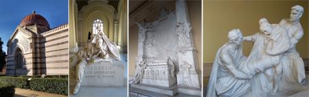 España, Spain, Panteón, Hombres Ilustres, Art Nouveau