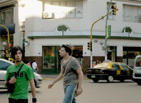 Lazaro Costa, Buenos Aires