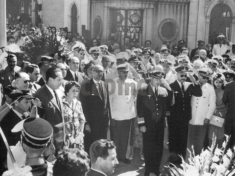 Eduardo Lonardi, homenaje, tribute, CeDInCI