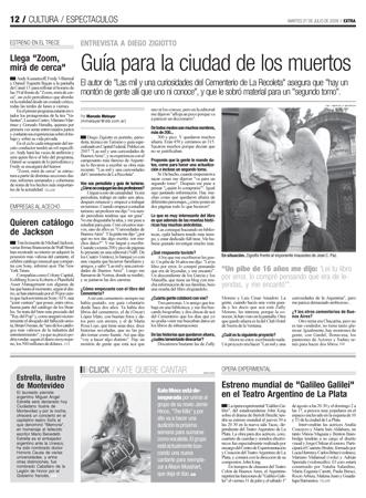 Pagina 12, Marcelo