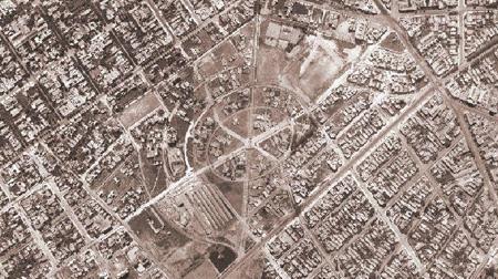Parque Chas, 1940