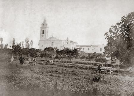 Iglesia de Pilar, Buenos Aires