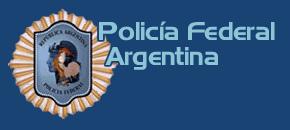 Policia Federal logo, Argentina