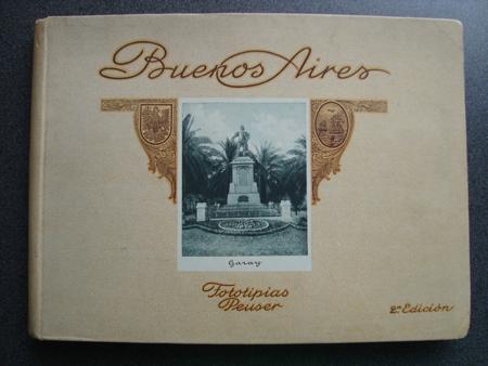Buenos Aires, Fototipias Peuser