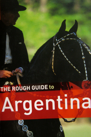 Rough Guide: Argentina, Recoleta Cemetery map